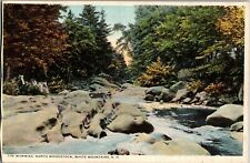 The Mummies, North Woodstock White Mts NH Vintage Postcard U19