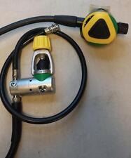Oceanic Delta Nitrox scuba regulator set -FREE SHIP!