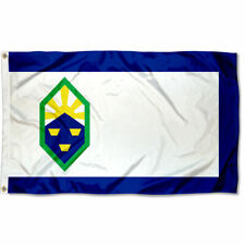 New listing City of Colorado Springs Flag for Flagpole