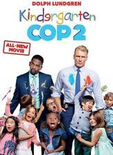 DVD - Comedy - Kindergarten Cop 2 - Dolph Lundgren - Bill Bellamy - Darla Taylor