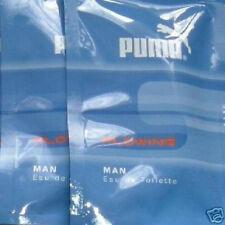 PUMA fluisce MAN EDT 12 X 1.2 ml di campione UOMO FIALE NUOVO