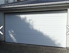 DIY Sectional Garage Door Top Quality Electric Including All Fixings 40mm Deal