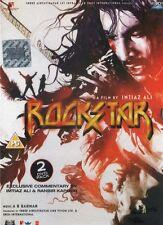 ROCKSTAR  - 2 DVD SET - NEW ORIGINAL EROS BOLLYWOOD DVD