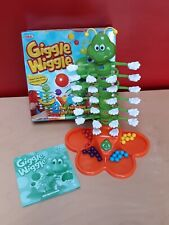Giggle Wiggle Game from Ideal Age 4+ 2-4 Players Dancing Salsa Caterpillar Fun