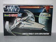 STAR WARS Sith Infiltrator (Episode 1) - Easykit - Revell 06677