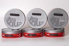 6x Morfose Ultra Aqua Gelwax 175 ml Haarwachs Wet look Vorteilspack Haarwachs