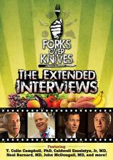 Forks Over Knives Extended Interviews 0829567084120 DVD Region 1