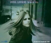 Avril Lavigne I'm with you (2003) [Maxi-CD]