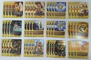 Future Card Buddyfight Legend Dragon S-BT05 Playset (4x Each R, U & C)