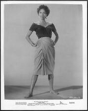 Dorothy Dandridge Carmen Jones 1950s Original Promo Portrait Photo