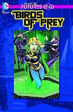 BIRDS OF PREY FUTURES END #1 (2014) STANDARD COVER 1ST PRINT  BAGGED & BOARDED