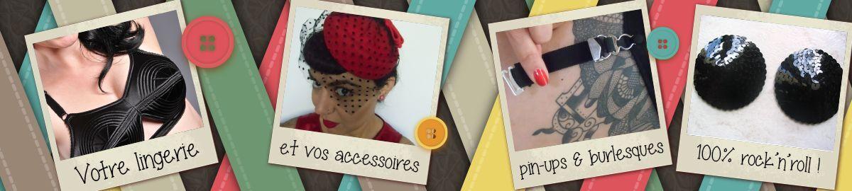 Rockabilly lingerie & accessoires