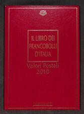 Il Libro dei Francobolli d'Italia 2010