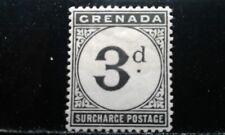 Grenada #J10 mint hinged e191.3265