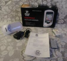 Pyle Home PIWIPDK2 iPod/iPhone IN WALL Mounted Audio Docking Center w/ Remote