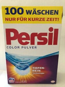 Persil Color Pulver, Colorwaschmittel, 360° Reinheit & Pflege, 1er Pack 100W