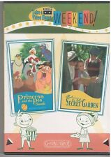 PRINCESS AND THE PEA/ RETURN TO THE SECRET GARDEN (DVD, 2004)