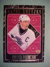 Upper Deck, 1995-96,  Wayne Gretzky,  Kings,  (Predictor, Retail),  R51