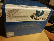 GLENN GOULD - The Complete Bach Collection [38 CD + 6 DVD] NEW IN BOX