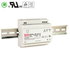 FOR Ming Wei DR-100-24 100W 24V 4.2A Rail Industrial Grade Rail Power Supply