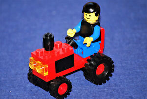 Lego® 6608 City Traktor mit Figur