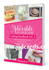 Hunkydory - The Adorable Scoreboard Crafting Handbook - Volume 2 - ADSBOOK002