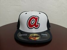 Atlanta Braves 2014 Spring Training/BP Hat New Era Fitted 7 1/4 59Fifty Cap