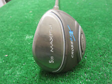 WOMENS MAXFLI CROSSBAX 20* FAIRWAY 5 WOOD 5W GOLF CLUB LADIES FLEX GRAPHITE RH