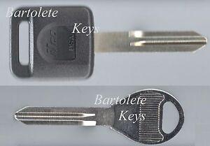 Transponder Key Blank Fits Infiniti and More Car Models *