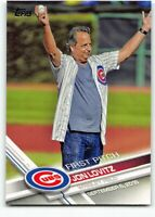 2017 Topps Series 1 First 1st Pitch Insert FP-21 Jon Lovitz