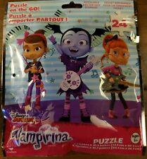 Disney Junior Vampirina Puzzle -  24 Pieces - Puzzle On The Go!
