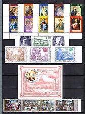 2002 Vaticano Annata Posta freschi (3)