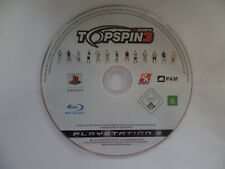 TOPSPIN 3 2K SPORTS - PlayStation 3 / PS3 - DISC ONLY