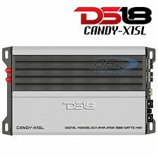 DS18 CANDY-X1SL Monoblock Subwoofer Amplifier 1800W Max Mono Mini Sub Amp