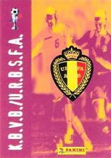 1998 Panini Belgium Mondial '98 Complete Set (1-100) Allez les Diables - Belgie