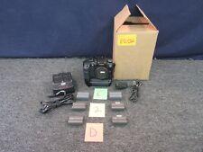 Canon D60 Digital DSLR EOS Camera Compact Flash CF 6.3mp Battery Grip No Lens D