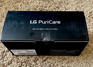 LG PuriCare Mini Portable Wireless Air Purifier White Bluetooth AP151MWA1 NEW