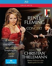 Renee Fleming In Concert [New Blu-ray] 2 Pack