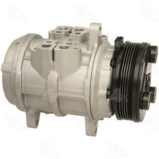 Factory Air 58111 New Compressor And Clutch