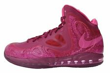 Nike Men's Air Max Hyperposite Basketball Shoes, Size 10.5 (524862-601) RED/PINK