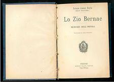 CONAN DOYLE ARTURO LO ZIO BERNAC SALANI 1909