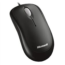 MICROSOFT CORPORATION Microsoft Basic Optical Mouse Black For Business (5 units per pack) 4YH-0000... (4YH00009)