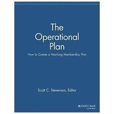 The Membership Management Report: The Operational Plan : How to Create a...