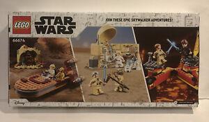 SHIPS TODAY!  Skywalker Adventures Pack 3-IN-1 LEGO Star Wars Exclusive 66674