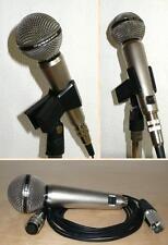 AKG D2000C / Dynacord DD600 vocal microphone + XLR cable