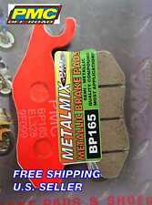 Brake Pads BP165 FA165 ATV Scooter Moped Disc PREMIUM
