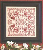 Dogwood Lace Sampler Rosewood Manor Cross Stitch Pattern