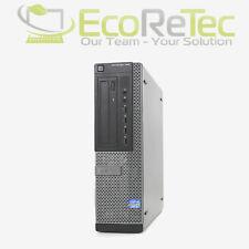 Dell Optiplex 790 DT Core i5 4x3, 30ghz 8 Go ddr3 120 Go SSD DVD-R win10 Pro
