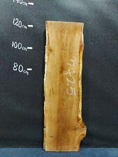 Oak Slab Board Kiln Dried Solid Waney Edge Live Edge 1240 x 320-420 x 50mm