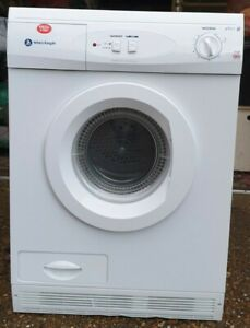 WHITE KNIGHT 77AW TUMBLE CONDENSER DRYER (hoses or plumbing NOT required)